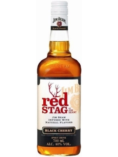Jim Beam Red Stag Black Cherry whisky