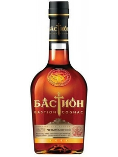 Bastion Russian Cognac four-year