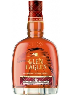 Glen Eagles whisky malt aged 6 years
