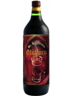 Glintwein St. Catharine wine drink red Glintwein St. Catharine wine drink red