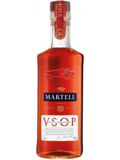 Martel VSOP aged in red barrells cognac Martel VSOP aged in red barrells cognac