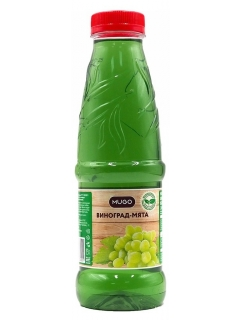 Mugo drink juice-containing grape-mint flavor