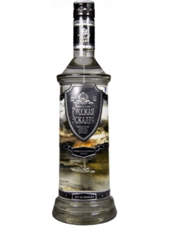 Russian Squadron Tank Vodka Limited Series