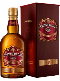 Chivas Regal Extra Whisky Gift Packaging Chivas Regal Extra Whisky Gift Packaging