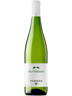 San Valentin Catalonia DO wine white semi-dry San Valentin Catalonia DO wine white semi-dry