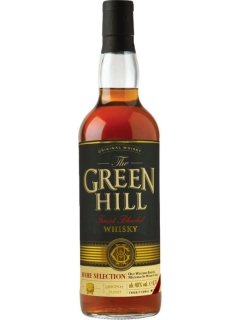 Green Hill whiskey blended