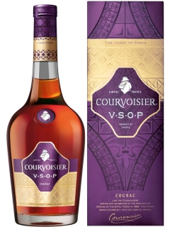 Courvaisier Sun Cognac Gift Packaging