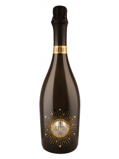 Leto wine sparkling semi-sweet white