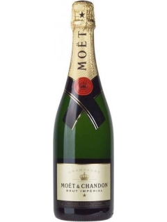 Champagne Moet and Chandon Brut Imperial White