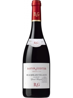 B&G, Beaujolais-Villages red dry wine