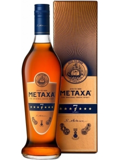 Brandi Metaxa 7 gift box