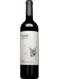 Maddi Crianza wine red dry