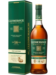 Glenmorangie Kinta Ruban 14 years of single malt gift wrapping Glenmorangie Kinta Ruban 14 years of single malt gift wrapping
