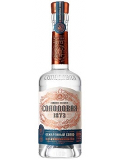 Solodovaya Yarmarka with roasted malt vodka special