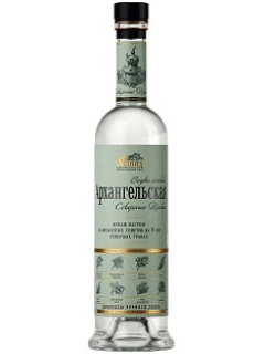 Archangelskaya northern herbs vodka special
