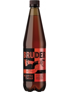 Bruder Dark honey low alcohol drink Bruder Dark honey low alcohol drink
