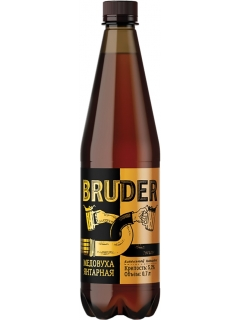 Bruder Amber honey low alcohol drink