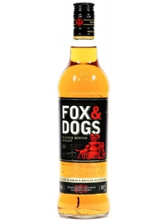 Fox and Dogs whisky