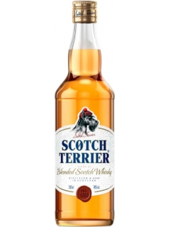 Scotch Terrier Single Cask Whisky Blended