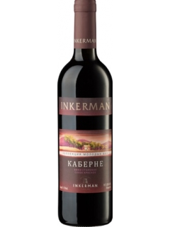 Inkerman Cabernet wine red dry Inkerman Cabernet wine red dry