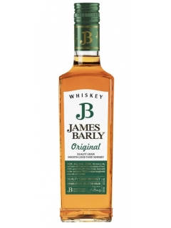 James Barley Whisky Cereal