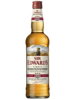 Sir Edwards Whisky Blended Scottish Aged 3 Years
