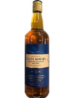 Glen Angel Whisky blended Scottish aged 3 years