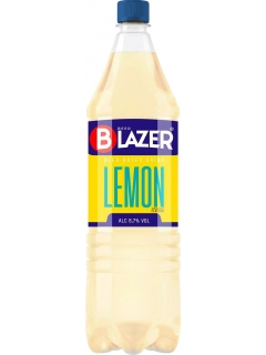 Beer drink Beer Lazer with lemon taste unfiltered