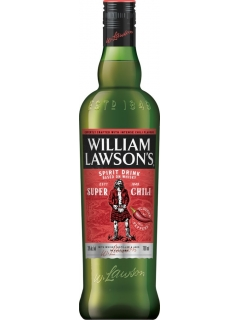 William Lawsons drink alcoholic grain blended with the taste of chili