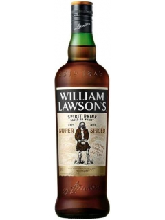 William Lawsons Super Spiced alcoholic drink grain blended