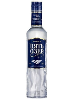Five Lakes vodka