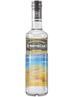 Vodka Nemiroff Wheat Ukrainian Selected Nemirovskaya