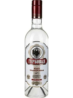 Gerbovaya Traditional vodka