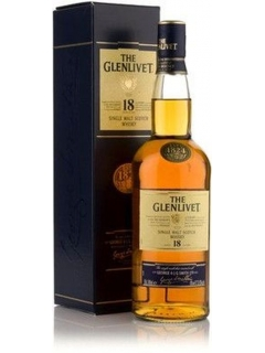 The Glenlivet 18 years with box