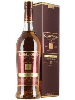 Glenmorangie The Lasanta in gift box