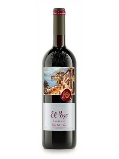 El Paso Cabernet dry red table wine
