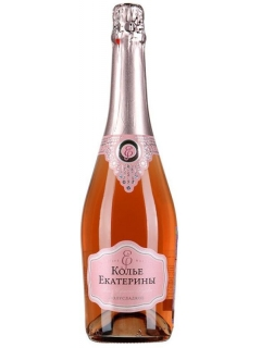 Legacy Master Catherine Collier Rose semisweet sparkling wine