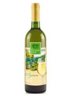 Grozdov Krai Muscat table wine white semisweet