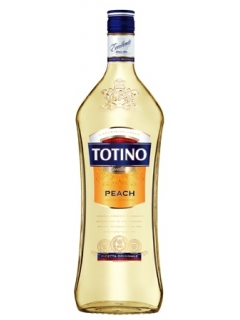 Totino Peach wine drink white sweet