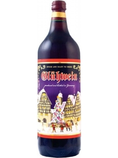 Mulled wine House Leut Gut drink red sweet