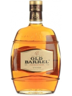 Fathers Old Barrel Brandy Russian five-year