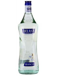 Vermouth White Delasi wine drink
