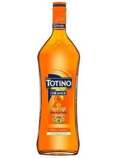 Totino Orange sweet pink wine beverage