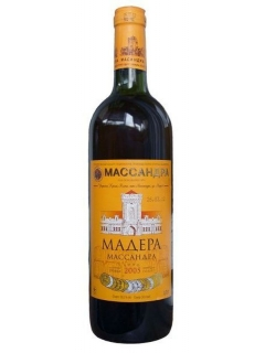 Madera Massandra white wine drink