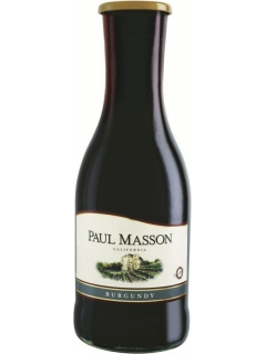 Paul Masson Burgundy wine dry red