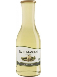 Paul Masson Chablis semi-dry white wine