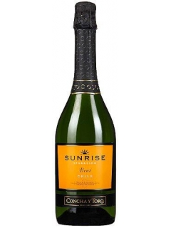 Sunrise Sparkling Brut sparkling wine white Centrale Valley