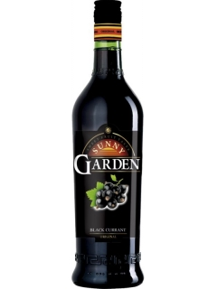 Sunny Garden Black Kurrant wine drink red sweet