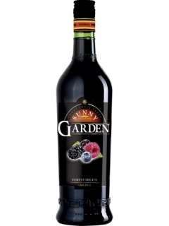 Sunny Garden Forest Fruts wine drink red sweet