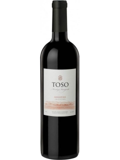 Toso Sangiovese wine dry red Toso Sangiovese wine dry red